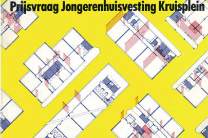 Cover Kruisplein Competition Booklet